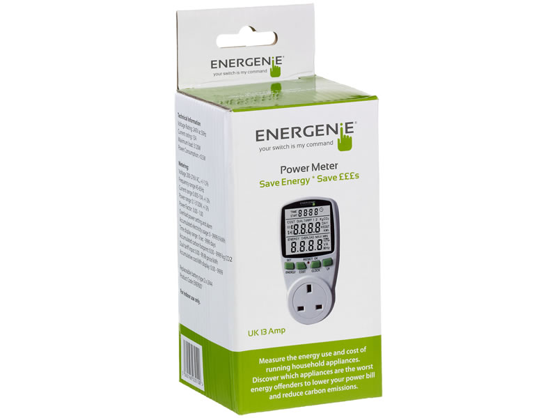 Energy Saving Power Meter