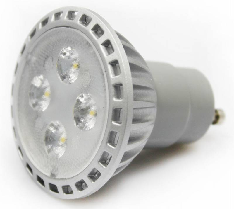 5W GU10 LED Spotlight (50W halogen equivalent)