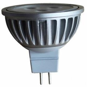 Pack of 4 GU5.3 LED spotlight, equivalent to 50W bulb