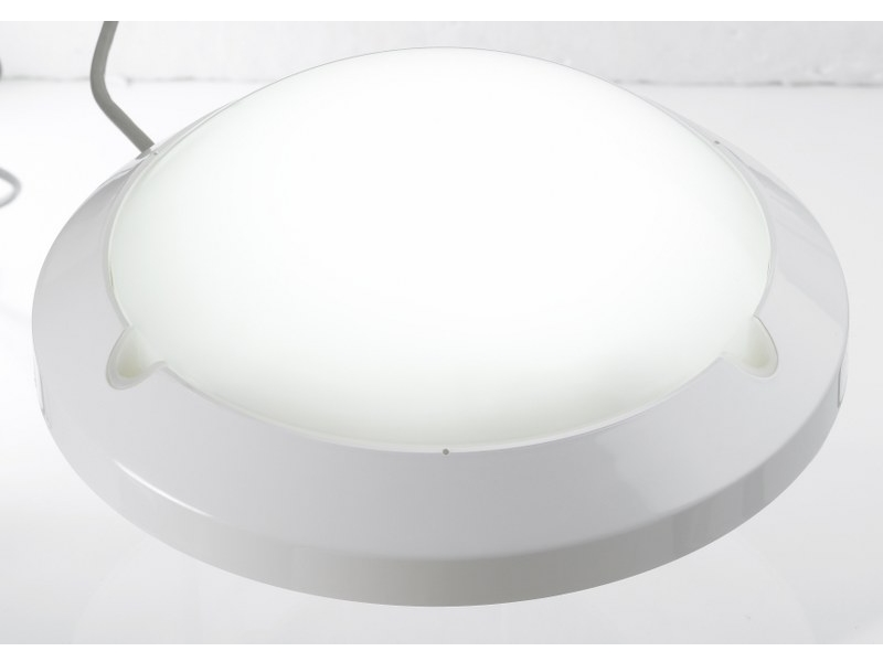 15W LED Bulkhead with microwave motion sensor