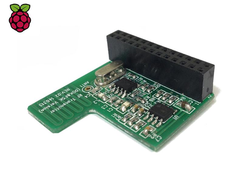 Pi-mote control board