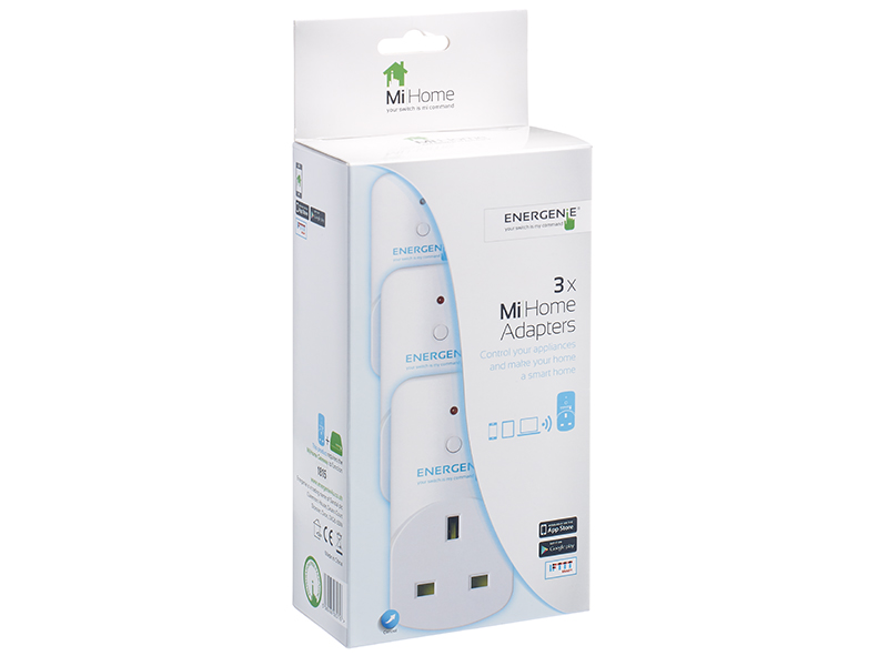Mi|Home Adapter 3 Pack