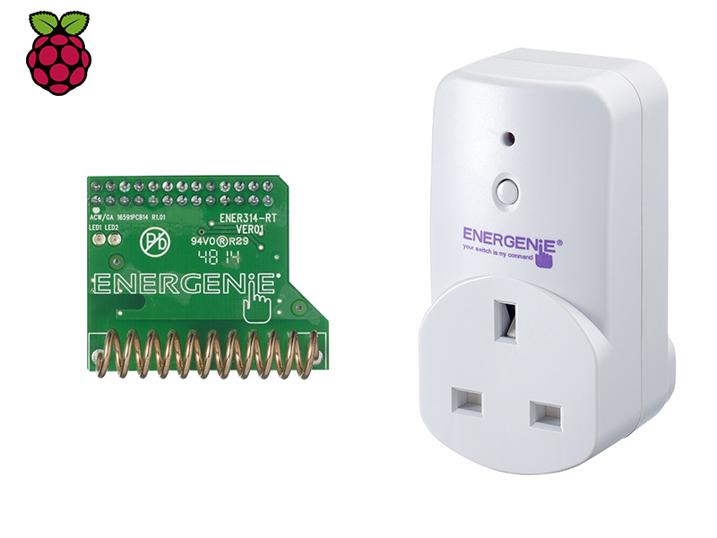 Mi|Home Adapter Plus with Raspberry Pi board