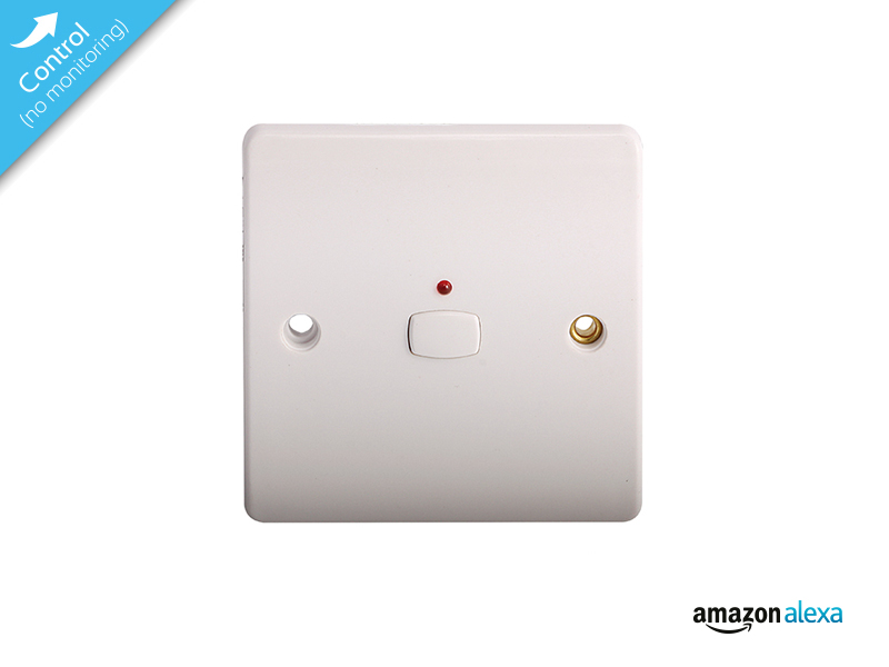 Smart Single Light Switch (White)