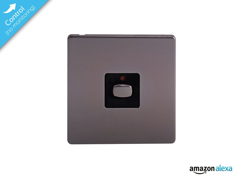 Mi|Home Smart Single Light Switch (Nickel)