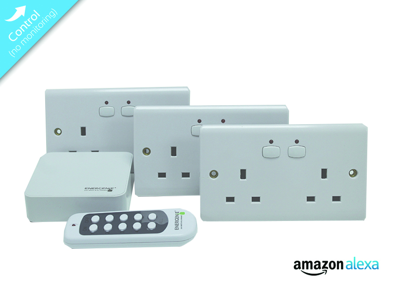 Mi|Home Smart Socket Bundle (White)
