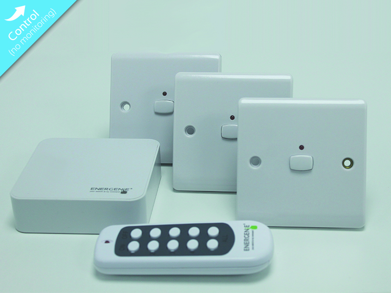 Mi|Home Smart Switch Bundle (White)