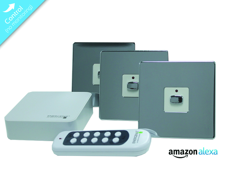 Mi|Home Smart Switch Bundle (Chrome)
