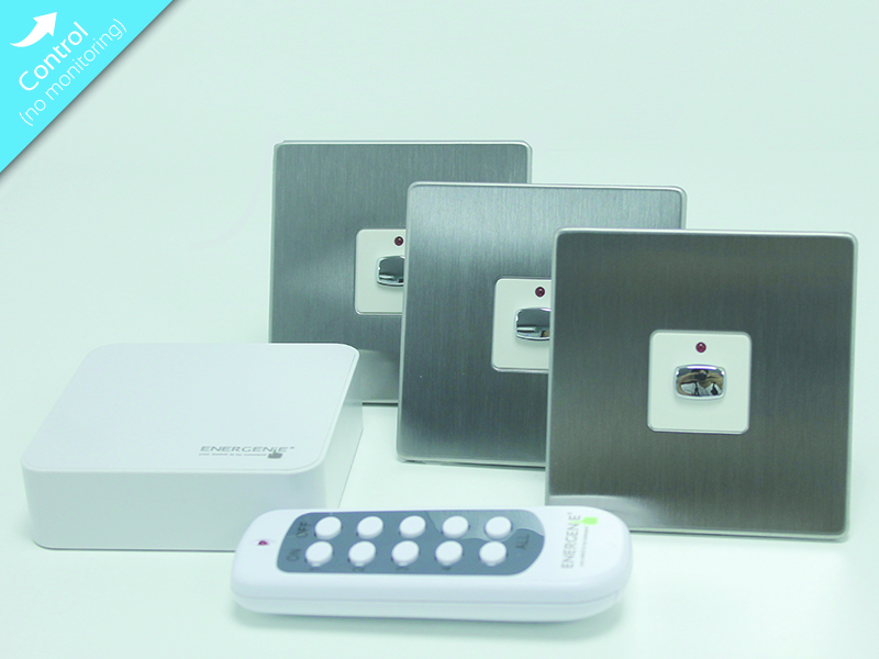 Mi|Home Brushed Steel Switch Bundle