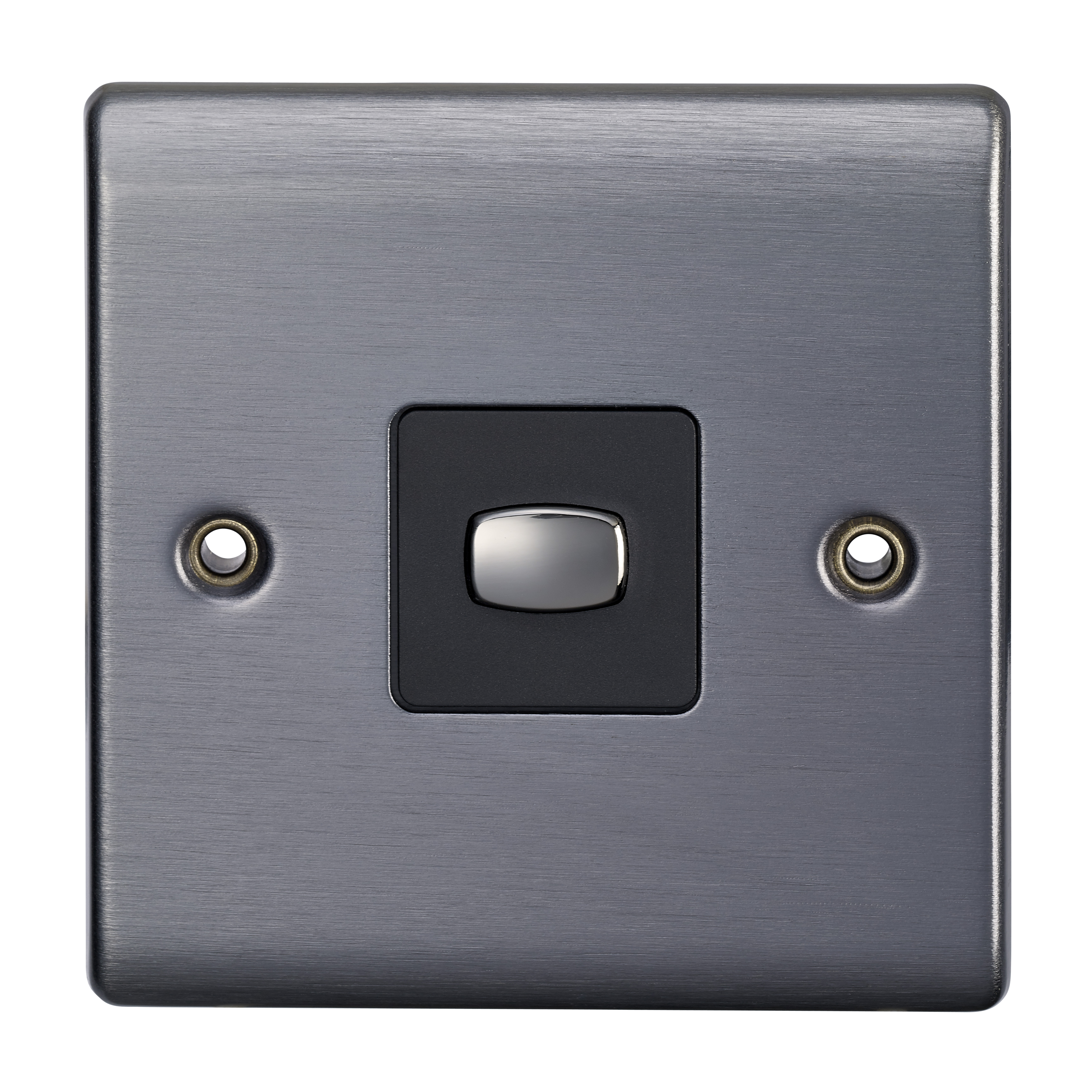 Smart Master/Slave 6mm Light Switch Graphite