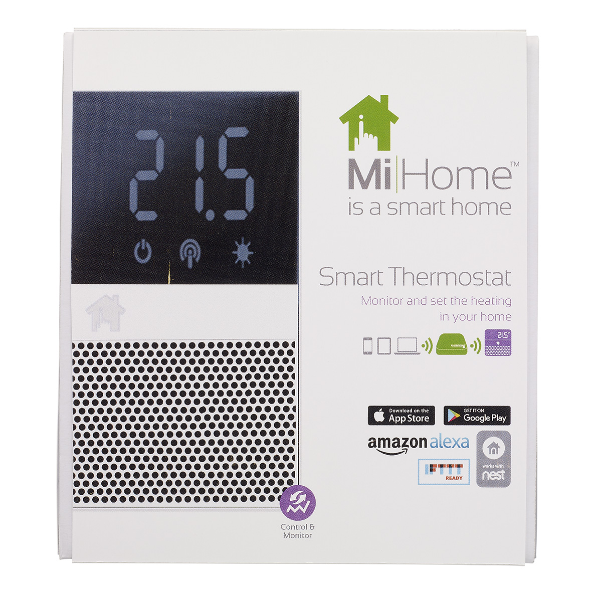 Mi|Home Thermostat