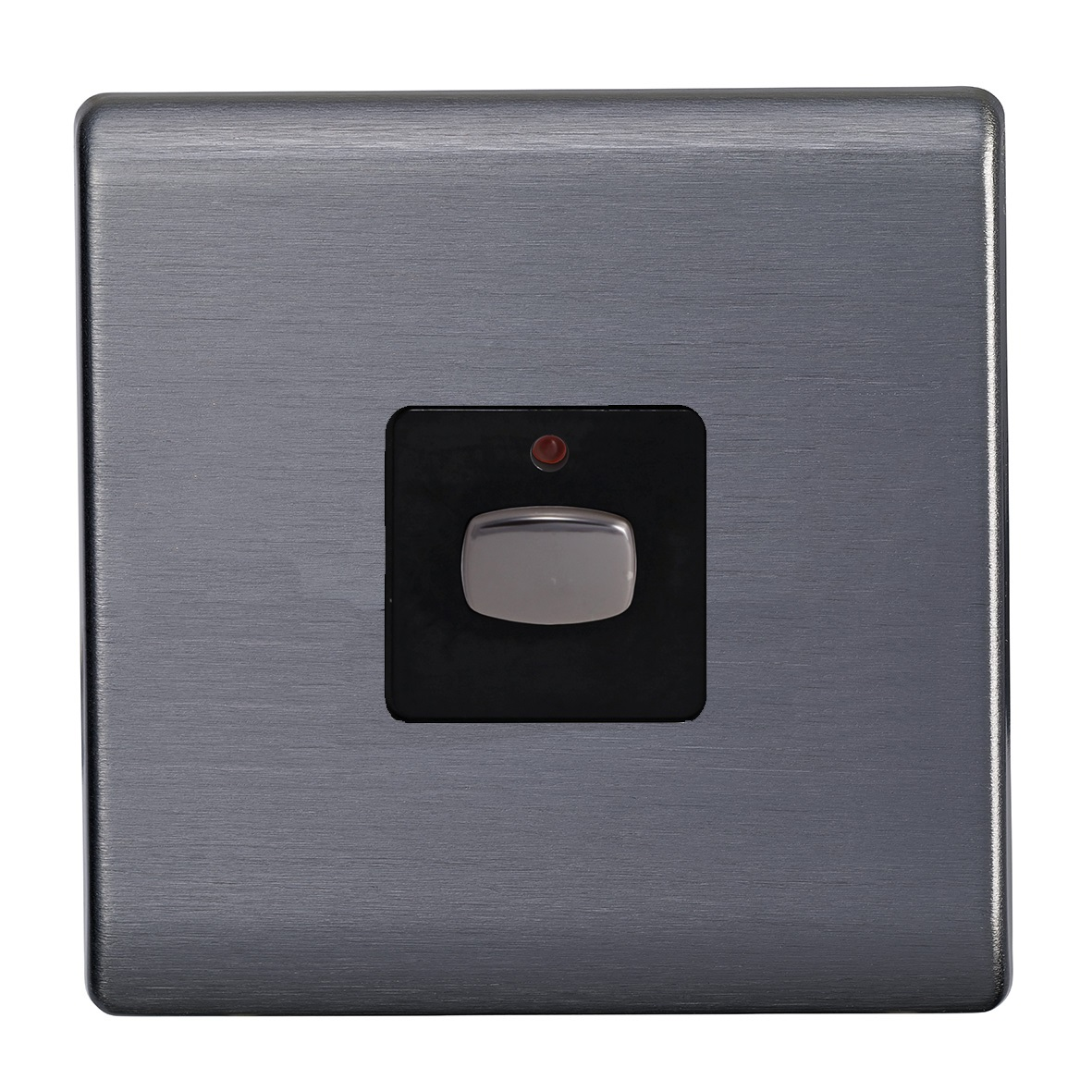 6mm Dimmer switch Brushed Graphite