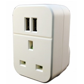 3.15amp pass through USB wall charger