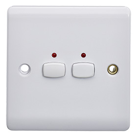 Smart two gang Light Switch