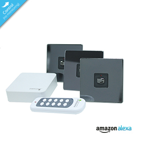 Mi|Home Smart Switch Bundle (Nickel)