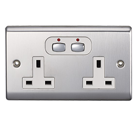 Smart 6mm Double Socket Steel
